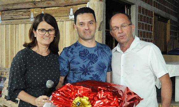 Equipe Sulati em mais uma Festa de Natal